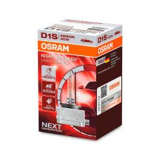 Ксеноновая лампа D1S Osram 66140XNL Xenarc Night Breaker Laser +200%