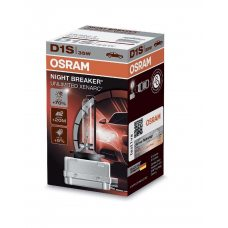 Ксеноновая лампа D1S Osram 66140XNB Xenarc Night Breaker Unlimited +70%