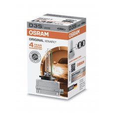 Ксеноновая лампа D3S Osram 66340XNB Xenarc Night Breaker Unlimited +70%