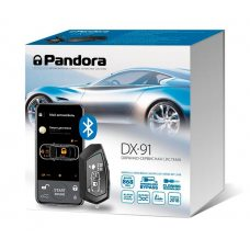 Автосигнализация Pandora DX-91 BT Bluetooth 4.2