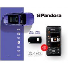 Автосигнализация Pandora DXL-1840L GSM/GPRS/Bluetooth