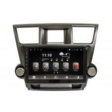 Штатная магнитола для Toyota Highlander 2009-2014 Phantom DVA-1071 K5006 (на Android)