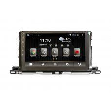 Штатная магнитола для Toyota Highlander 2014+ Phantom DVA-1071 K5007 (на Android)