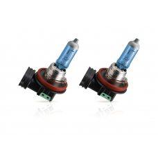 Галогенная лампа H11 Philips 12362CVSM CrystalVision