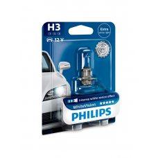 Галогенная лампа H3 Philips 12336WHVB1 WhiteVision