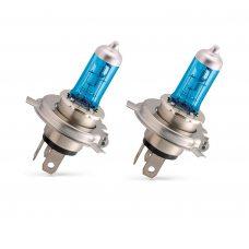 Галогенная лампа H4 Philips 12342CVSM CrystalVision
