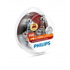 Галогенная лампа H4 Philips 12342XVGS2 X-tremeVision G-force +130%