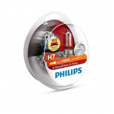 Галогенная лампа H7 Philips 12972XVGS2 X-tremeVision G-force +130%