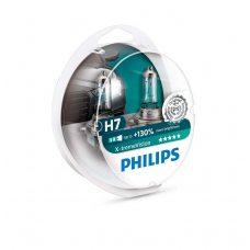 Галогенная лампа H7 Philips 12972XV+S2 X-treme Vision +130%