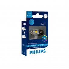 Светодиодные лампы C5W (Festoon 43) Philips 129454000KX1 X-tremeUltinon LED