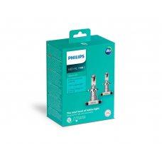 Cветодиодные лампы H4 Philips 11342ULWX2 Ultinon LED +160%