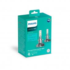 Cветодиодные лампы H7 Philips 11972ULWX2 Ultinon LED +160%