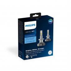 Светодиодные лампы H7 Philips 12985BWX2 X-tremeUltinon LED