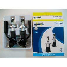 Cветодиодные лампы H4 Narva Range Power LED 18004