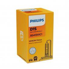 Ксеноновая лампа D1S Philips 85415VIC1 Vision