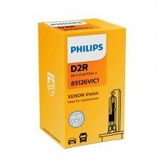 Ксеноновая лампа D2R Philips 85126VIC1 Vision