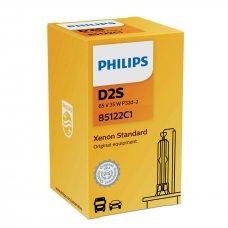 Ксеноновая лампа D2S Philips 85122VIC1 Vision