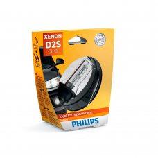 Ксеноновая лампа D2S Philips 85122VIS1 Vision (блистер)