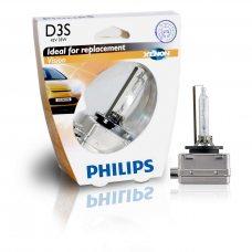 Ксеноновая лампа D3S Philips 42403VIS1 Vision (блистер)