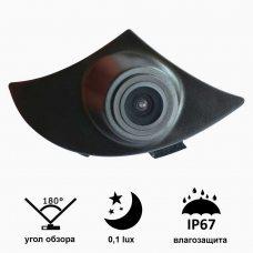 Камера переднього огляду Toyota Highlander 2012+ Prime-X B8018W