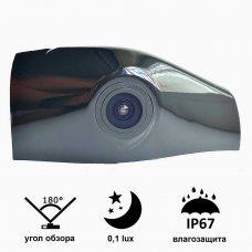 Камера переднего вида для Toyota Highlander 2018+ Prime-X C8188W