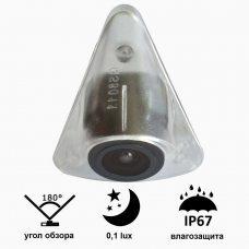 Камера переднего вида для Volkswagen Bora 2012+ Prime-X B8011W