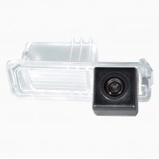 Камера заднего вида Volkswagen Passat (B6, B7, CC), Polo h/b, Golf (VI, VII), Eos/ SKODA SuperB II / SEAT Leon, Ibiza H/B, Altea Prime-X CA-9538
