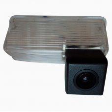 Камера заднего вида Toyota Auris 2007-2014, Avensis 2008+ Prime-X G-002