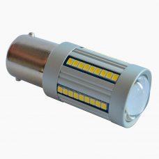 Светодиодная лампа в задний ход P21W Prime-X S25-A (белая)