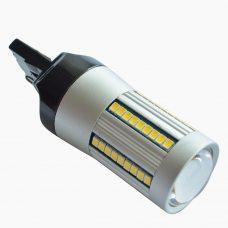 Светодиодная лампа в задний ход W21W Prime-X T20-A (белая)