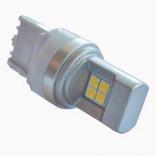 Светодиодная лампа в задний ход W21W Prime-X T20-B