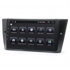 Штатна магнітола BMW 3 (E90/91/E92/E93) 2004-2012 Prime-X 22-125/9M