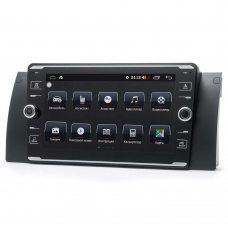 Штатна магнітола BMW 5 (E39), X5 (E53) Prime-X 22-041/8K
