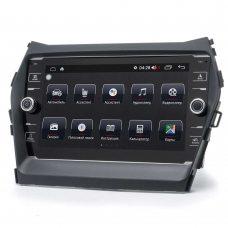 Штатная магнитола Hyundai Santa Fe (ix45) 2012-2018 Prime-X 22-787/8K