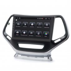 Штатна магнітола Jeep Cherokee 2014+ Prime-X 22-811/10B
