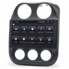 Штатна магнітола Jeep Compass 2011-2016 Prime-X 22-810/10M