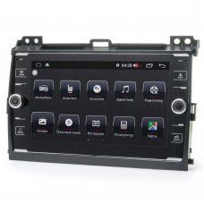 Штатная магнитола Lexus GX 470 2002-2009 Prime-X 22-002/8K