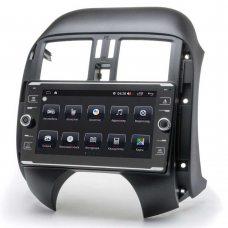 Штатна магнітола Nissan Almera 2011-2014  Prime-X 22-178/8K