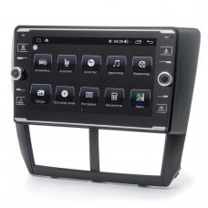 Штатная магнитола Subaru Impreza 2007-2012 Prime-X 22-095/8K