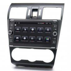 Штатна магнітола Subaru Forester 2011-2016 Prime-X 22-659/8K