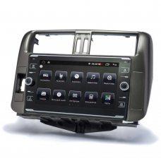 Штатная магнитола Toyota LС 150 Prado 2009-2013 Prime-X 22-024/8K