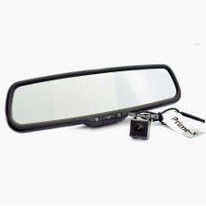 Зеркало видеорегистратор Prime-X 050D Full HD с камерой заднего вида