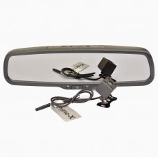 Штатное зеркало видеорегистратор Prime-X S300 Full HD (с камерой заднего вида)