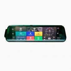Універсальне дзеркало відеореєстратор Prime-X 110 Android+4G