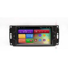 Штатная магнитола для Jeep, Dodge, Chrysler RedPower 31220 DSP (на Android)