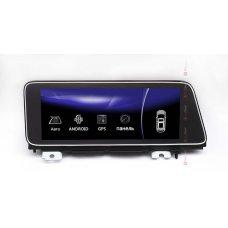 Штатная магнитола Lexus RX200t/450h RedPower 31420