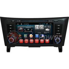Штатная магнитола для Nissan Qashqai 2014+ RedPower 21301 (на Android)