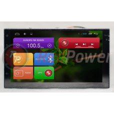Универсальная 2DIN магнитола для Nissan RedPower 31001 IPS DSP (на Android)