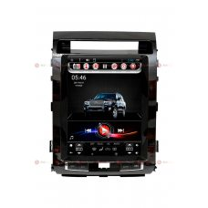 Штатная магнитола Toyota LC200 RedPower 31200 Tesla Style