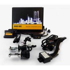 Комплект биксенона Sho-Me H4 H/L Slim 35 Вт 4300К, 5000К, 6000К
